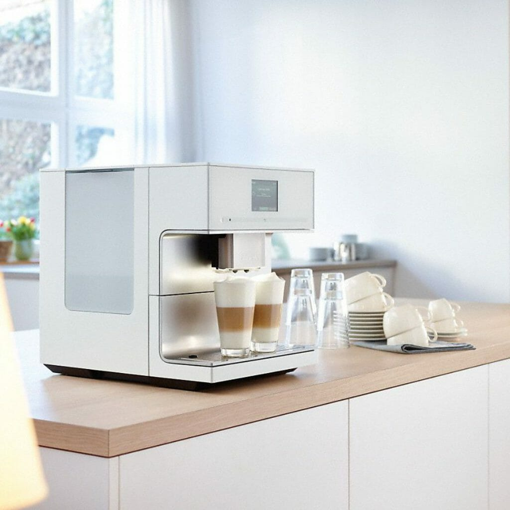 volautomatische koffieautomaat miele cm 7500