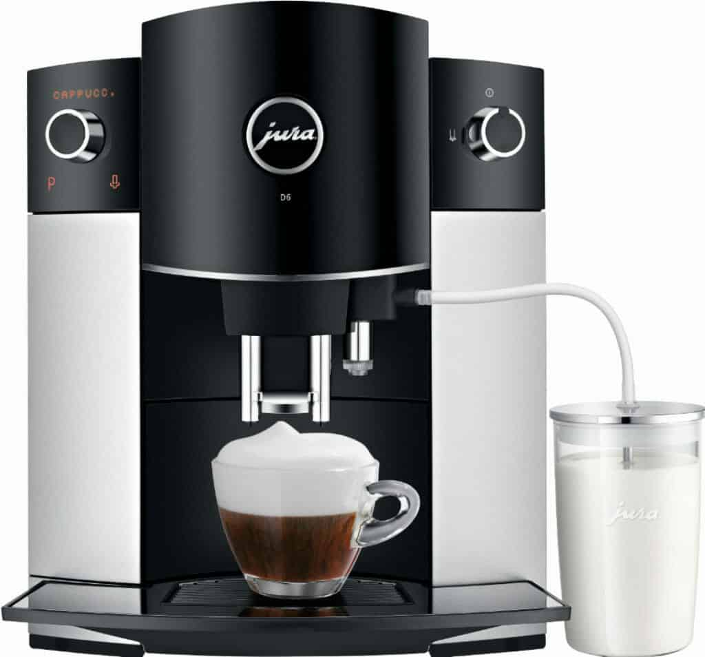 jura d6 platina review volautomaat espresso beste koop