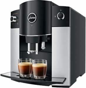 jura d6 volautomatische espressomachine review