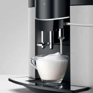 melkuitloop jura d6 volautomaat espressomachine review