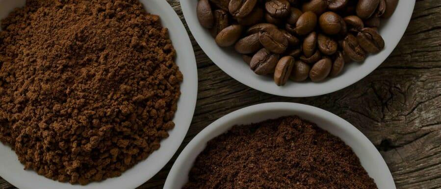 Koffie zelf malen vs voorgemalen koffie