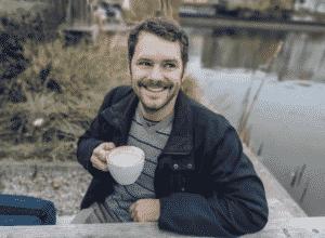 Olivier, oprichter vivakoffie
