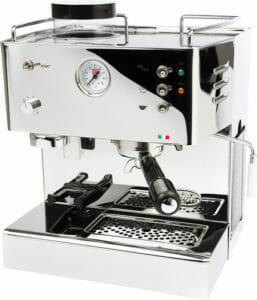Quick Mill 3035 RVS piston koffiemachine