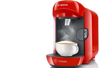 Bosch Tassimo Vivy review: meest compacte Tassimo koffiemachine