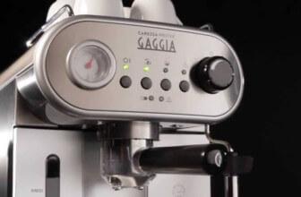 Gaggia Carezza Deluxe review
