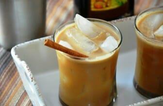 Amandel ijskoffie recept