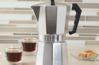 Espresso maken met een mokkapot