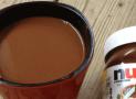 Nutella koffie met nutella slagroom recept